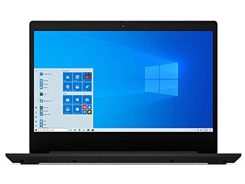 Newest Lenovo Ideapad 3 14' HD Display Premium Laptop, Intel Pentium Gold 6405U 2.4 GHz, 8GB DDR4 RAM, 128GB SSD, Bluetooth 5.0, Webcam,WiFi,, HDMI, Windows 10 S, Black + AllyFlex Mouspad