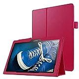 Lobwerk Tasche für Lenovo Tab 3 10 Business A10-70F TB3-X70 (F/L) Plus 10.1 Zoll Schutz Hülle Flip Tablet Cover Hülle NEU