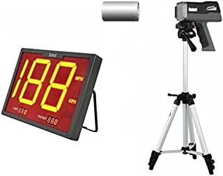 Bushnell Speedscreen Sports Kit Bushnell SpeedScreen Radar Gun Display 101922, Speedster 3 Radar