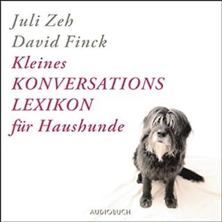 Kleines Konversationslexikon für Haushunde Titelbild