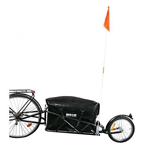 Bike Original - Remorque mono roue + amortisseur