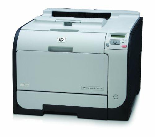 LaserJet CP2025N Laser Printer - Color - Plain Paper Print - Desktop