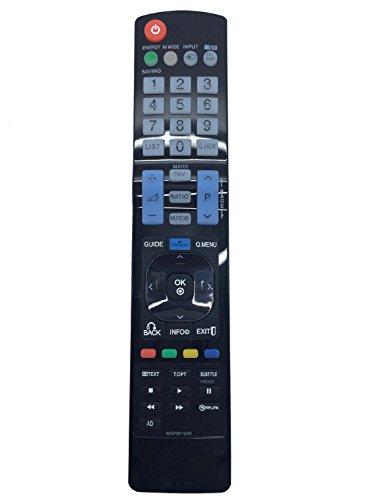 Vinabty reemplazo de control remoto AKB72914209 Sub AKB72914202 AKB72914207 AKB72914201 AKB72914238 para LG LCD / LED TV