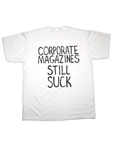 Sherbet Dip Corporate Magazines T-Shirt