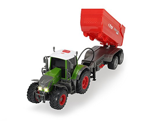 Dickie 203737000 Traktor Fendt 939 Vario mit Fliegl TMK Profi 264 Anhänger