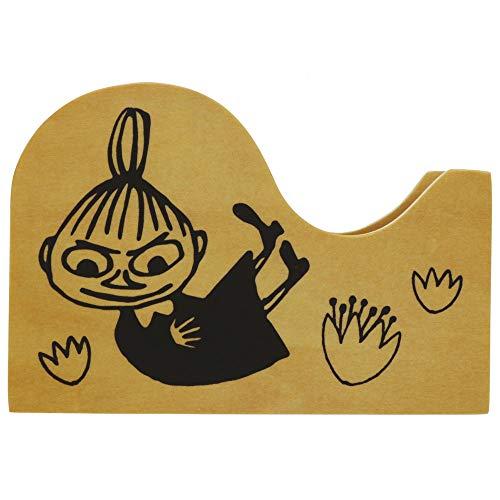 サンスター文具 ムーミン テープカッター 木製 水彩タッチ リトルミイ S4835042