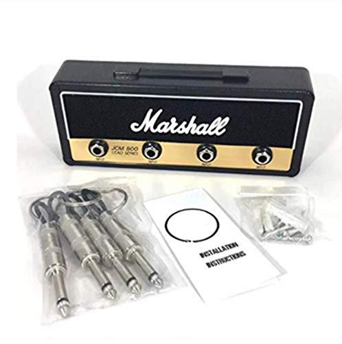 aifengxiandonglingbaihuo Soporte para llavero de guitarra Marshall Jack II Rack 2.0 Eléctrico...