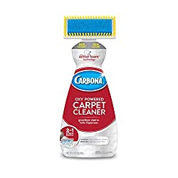 Carbona 2-In-1 Oxy-Powered Upholstery & Carpet Cleaner-27.5 Ounce Bottle Review