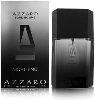 Azzaro Azzaro Pour Homme Night Time Eau de Toilette Vaporizador 100ml