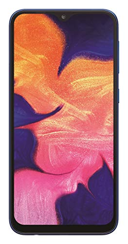 Samsung Galaxy A10 Dual SIM 32GB 2GB RAM SM-A105F DS Blu SIM Free
