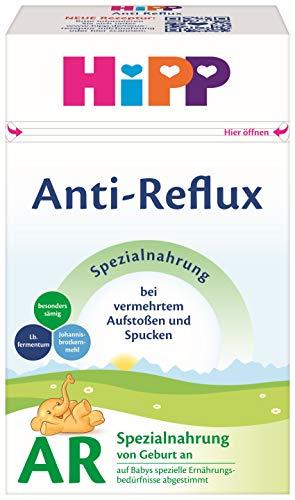 Hipp Bio Spezialnahrung Anti-Reflux Spezialnahrung, 4er Pack (4 x 500 g)