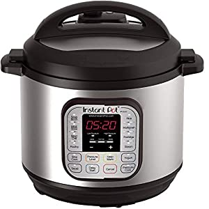 Instant Pot IP-DUO80 7-in-1 Programmable Pressure Cooker