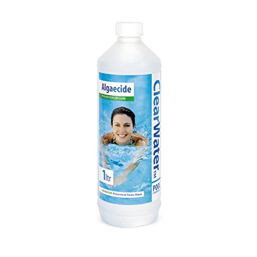 Clearwater CH0006 Algaecide Algae Remover for Swimming Pool and Spa Hot Tub...