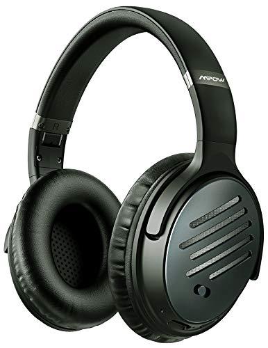 Mpow H1 Bluetooth Headphones Over-Ear, Lightweight Wireless Headset