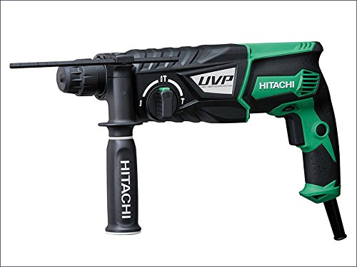 Hitachi DH28PX SDS Plus Schlagbohrmaschine, 850 Watt, 110 Volt