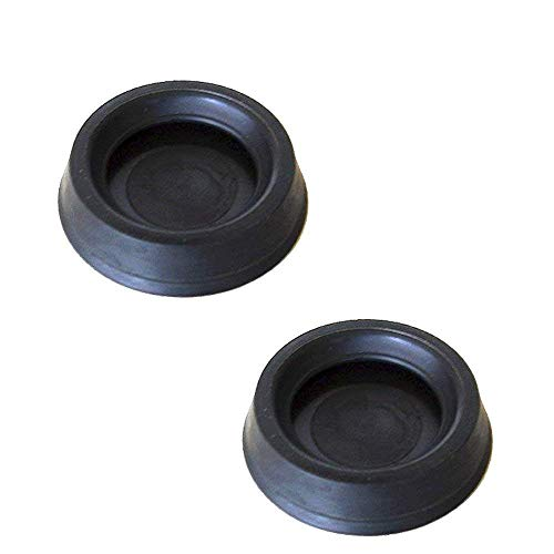 Poweka Plunger Gummidichtung für Aerobie Aeropress Kaffeemaschine Ersatz Teilen Kolbenenddichtung (2 Stück)