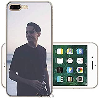 Inspired by G Eazy G-Eazy Phone Case Compatible With Iphone 7 XR 6s Plus 6 X 8 9 11 Cases Pro XS Max Clear Iphones Cases TPU- Sunglasses- Merchandise- Crop- Book- Book- 4000067154881
