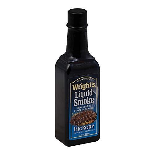 Wrights Hickory Liq Smoke Hckry