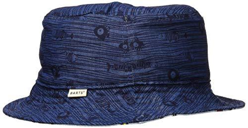 BARTS Mexico Hat Boina, Azul (Denim 38), 50/56 (Talla del Fabricante: 50) para Bebés