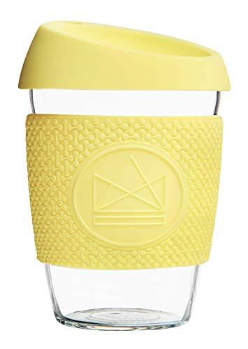 Neon Kactus - Taza de café reutilizable soplada a mano – Forever Young 12 onzas