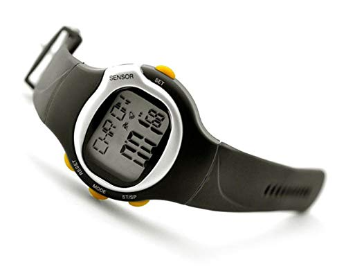 Pulse Heart Rate Watch Monitor 6 in 1 Sport Watch Calorie Countrol LED...