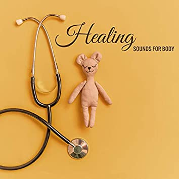 Healing Sounds for Body - Meditation Music Relief, Soothing Sounds, Calmness, Balance and Harmony