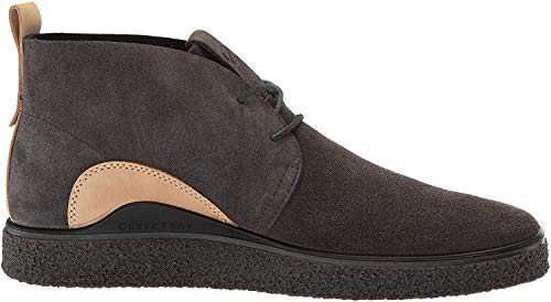 ECCO Herren CREPETRAY Mens Desert Boots, Grau (Magnet 5308), 43 EU