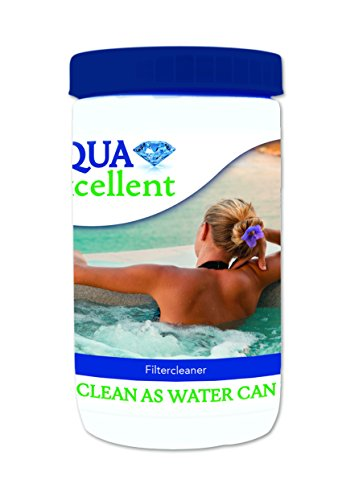Aqua Excellent Filtercleaner - Reiniger für Whirlpool-Filterkartuschen