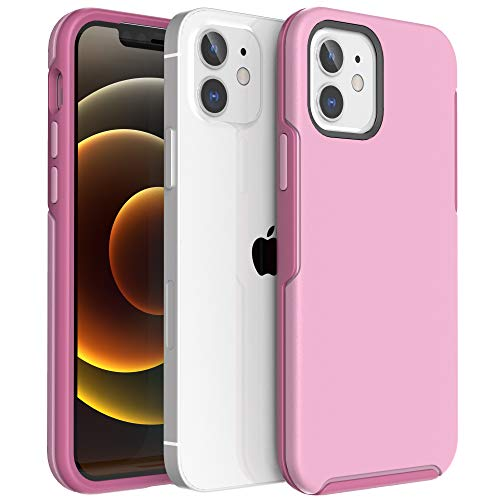 Legfes Ongoing Series Compatible with iPhone 12 Pro Case & iPhone 12 Pro Cases, Shock Absorbing Bumpers, Slim Lightweight Soft Durable TPU Cell Phone Cover Case 6.1 Inch (2020)