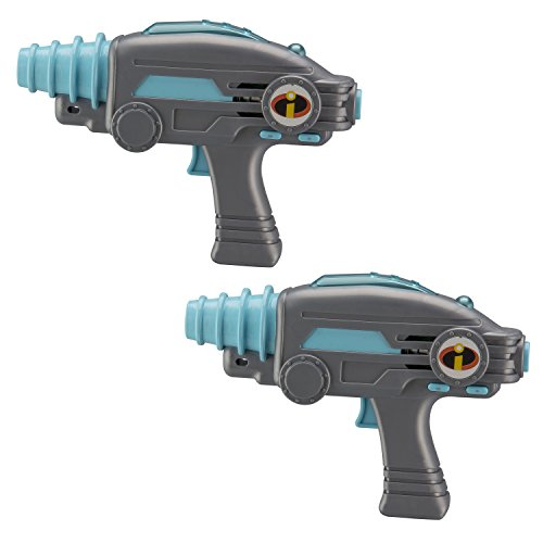 Incredibles 2 Laser-Tag for Kids Infared Lazer-Tag Blasters Lights Up & Vibrates When Hit