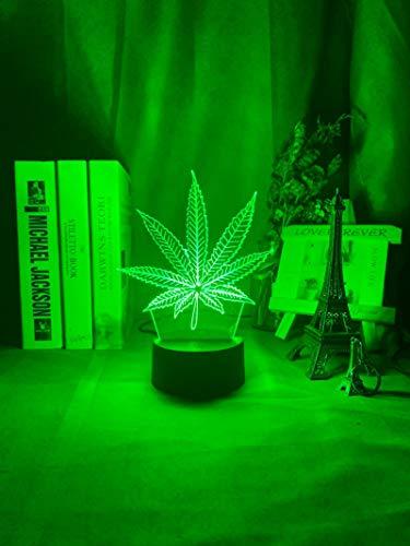 Led luz nocturna USB batería alimentado lámpara de mesa color cambio de sensor táctil lámpara de estado de ánimo home decor light projector Kids girls Bedroom Nightlight 7colorsnoremote