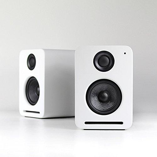 Best Prices! NOCS NS2-102US NS2 Air Monitors V2 Bookshelf Speaker (White)