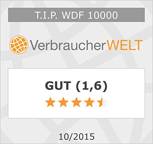 T.I.P. Teichaußenfilter WDF 10000 UV 11, UV-C 11 Watt, für Teiche bis zu 10.000 Liter - 6