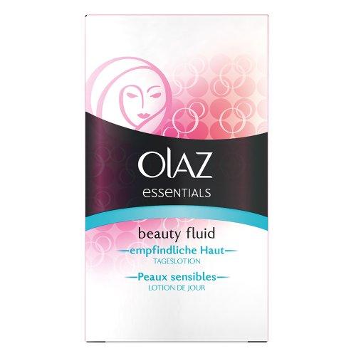 Olaz Feuchtigkeitspflege Classic Beauty Fluid Sensitive, 1er Pack (1 x 200 ml)