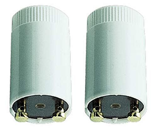 Paulmann 88424 Starter Tandem/Duo max.2x4-22W Weiß Kunststoff