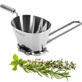 Westmark 4004094117664 Germany Easy to Use Hand Held Herb Mill Perfect for Dressings and Sauces, one size, x