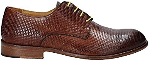 EXTON 5354 Stilvollen Schuhe Man Man Man Braun 39  Shop macht Kauf und Verkauf