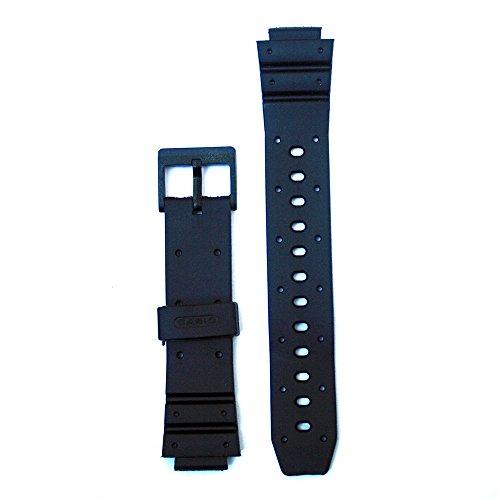 Reemplazo 14milímetros de banda encaja Casio tgw10, AE30, tqw-10, w-60u, w95