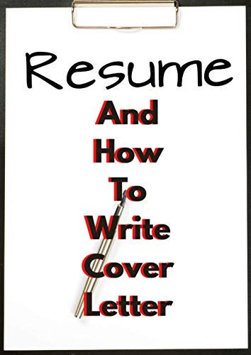Resume and how to write cover letter: Resume templates