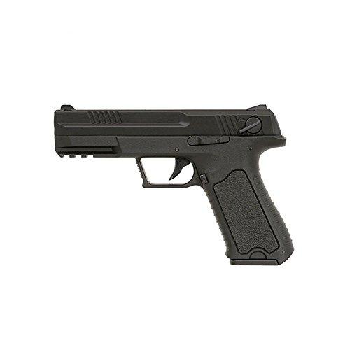 Softair Airsoft G18 Pistole AEP (XP17) Nachfolger der CM030 (0,5 Joule) schwarz