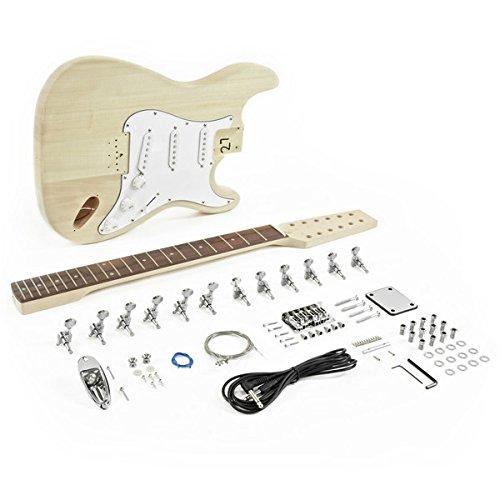 12-saitige LA-E-Gitarre Bausatz