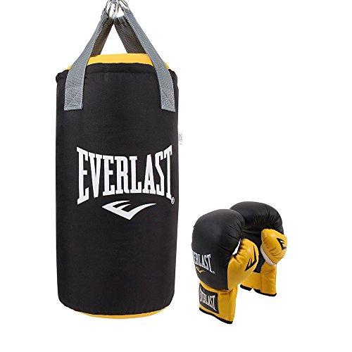Everlast Junior bokset met handschoenen en bokszak