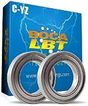 Quantum Energy E100HPTs Baitcaster Ceramic Lightning Fishing Reel Bearings