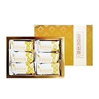 《呷百二》金鑽鳳梨酥/6個入(パイナップルケーキ)×2個 《台湾 お取り寄せ土産》 [並行輸入品]