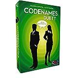 Asmodee CGE CGED0036 Codenames Duett - Juego Familiar (en alemán)