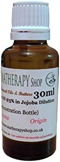 The Aromatherapy Shop - Aceite de fenogreco 5% diluido -
