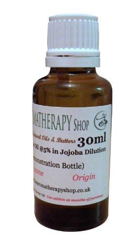 The Aromatherapy Shop Huile De Souci@ 5% Diluer /Faite avec Pur Marigold - 30ml