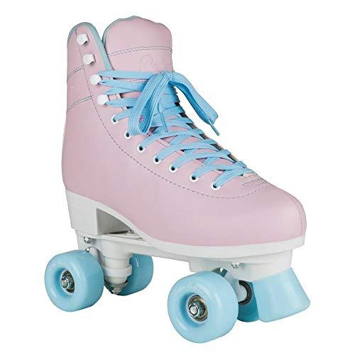 Rookie Bubblegum skridskor, kvinnor, kvinnor, RKE-SKA-2617, rosa, storlek 12C