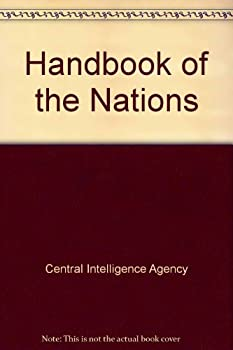 Hardcover Handbook of the Nations Book