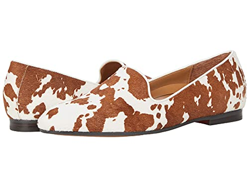 Top 10 best selling list for cow print flat shoes